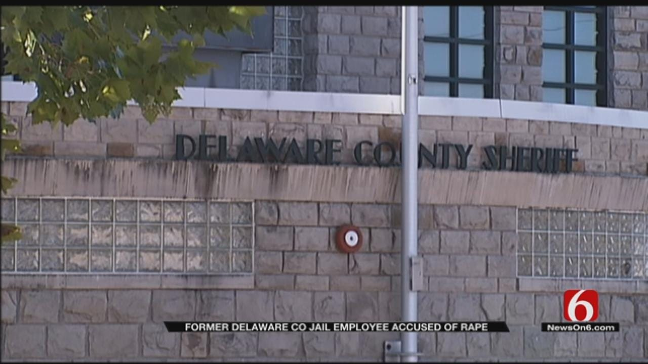 Former Delaware County Detention Officer Accused Of Rape