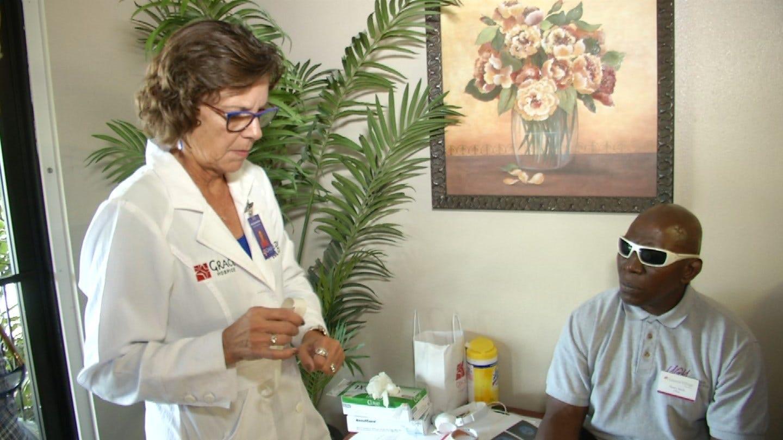 New Program Helps Relatives, Caregivers Of Dementia Patients