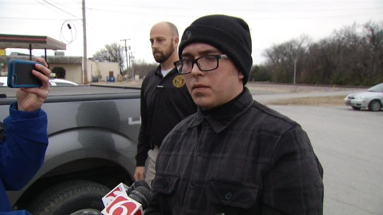 Pryor Man Accused Of Shooting Teen On New Year's Takes Stand