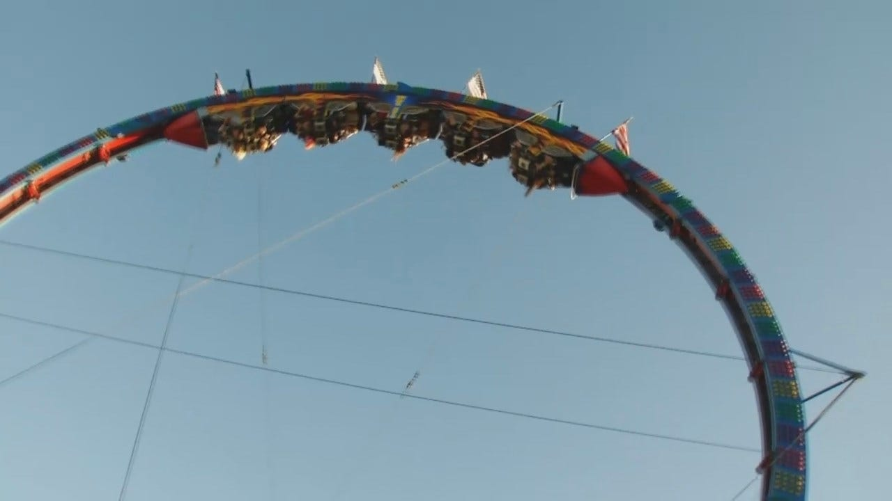 WEB EXTRA: Video From Last Year's Tulsa State Fair