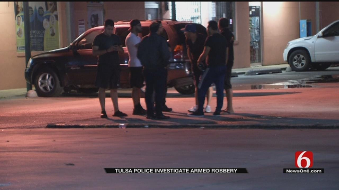 Armed Group Robs Band On Their Tour Bus In Tulsa