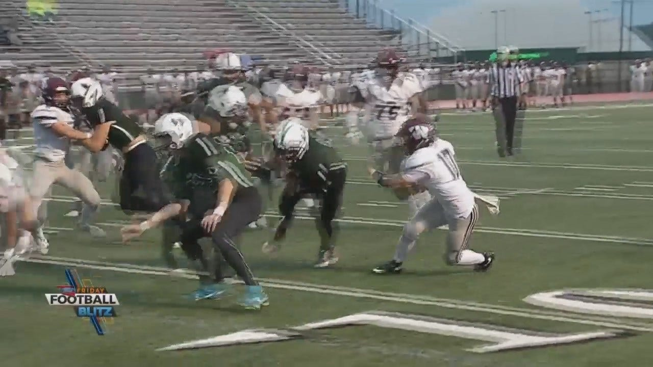 Friday Night Football: Wagoner Defeats Catoosa 31-14