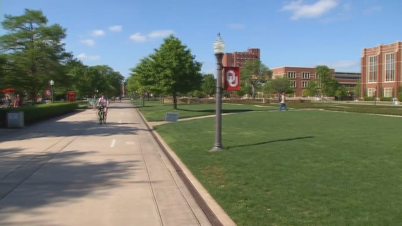 WEB EXTRA: OU Puts Group Helping Students With Addictions On Hold