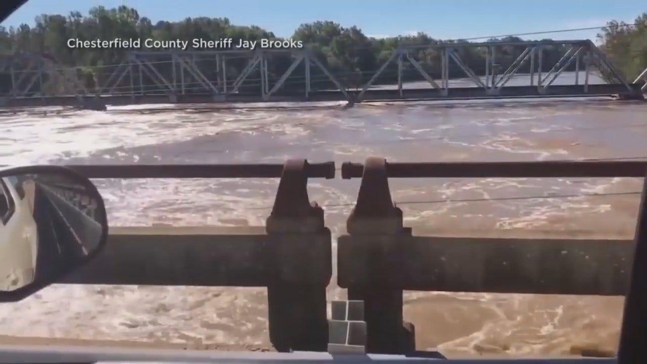 WEB EXTRA: North Carolina Flooding Video