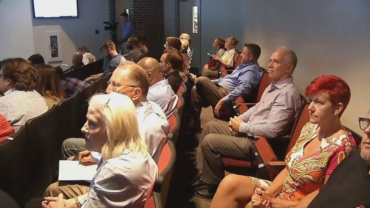 WEB EXTRA: Video From Broken Arrow's City Council Meeting