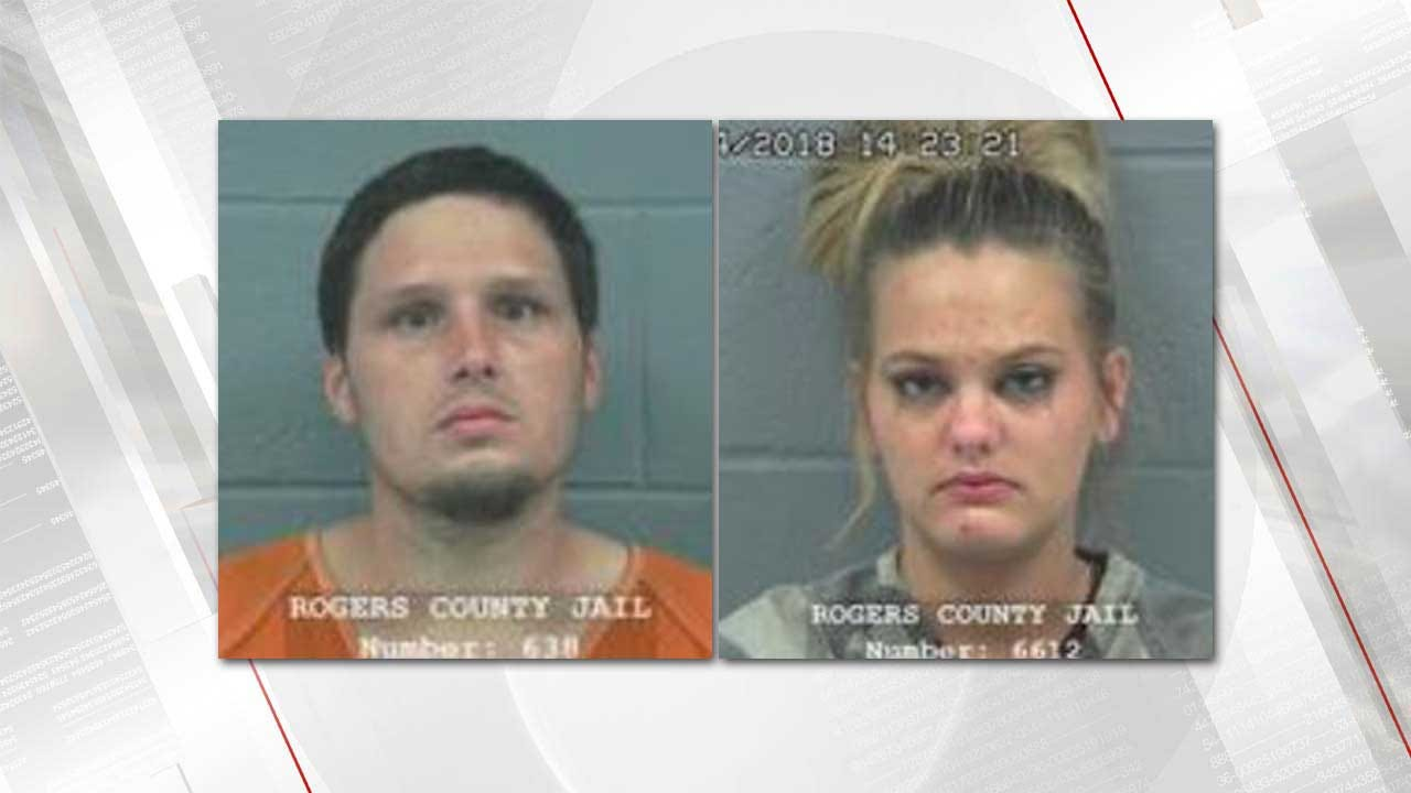 Lori Fullbright: Claremore Couple Arrested For Child Neglect