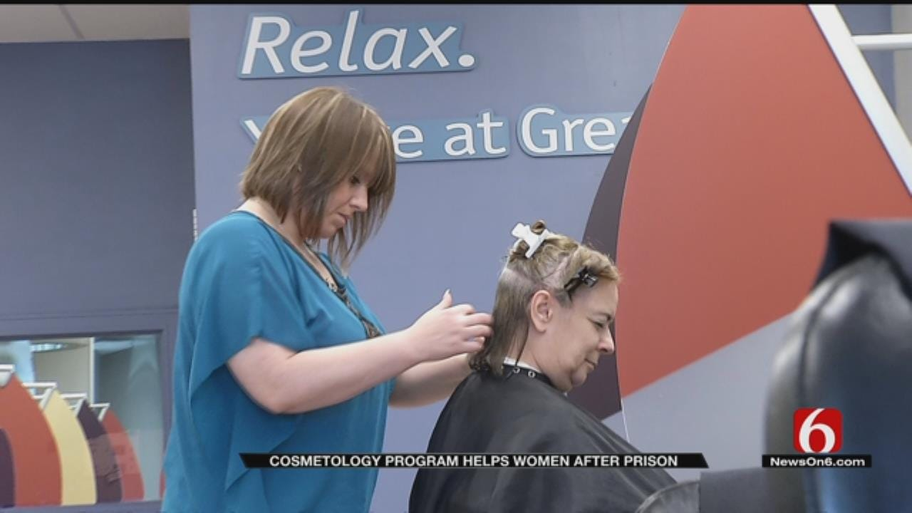 Cosmetology Program Helps Women Find A Second Chance After Prison