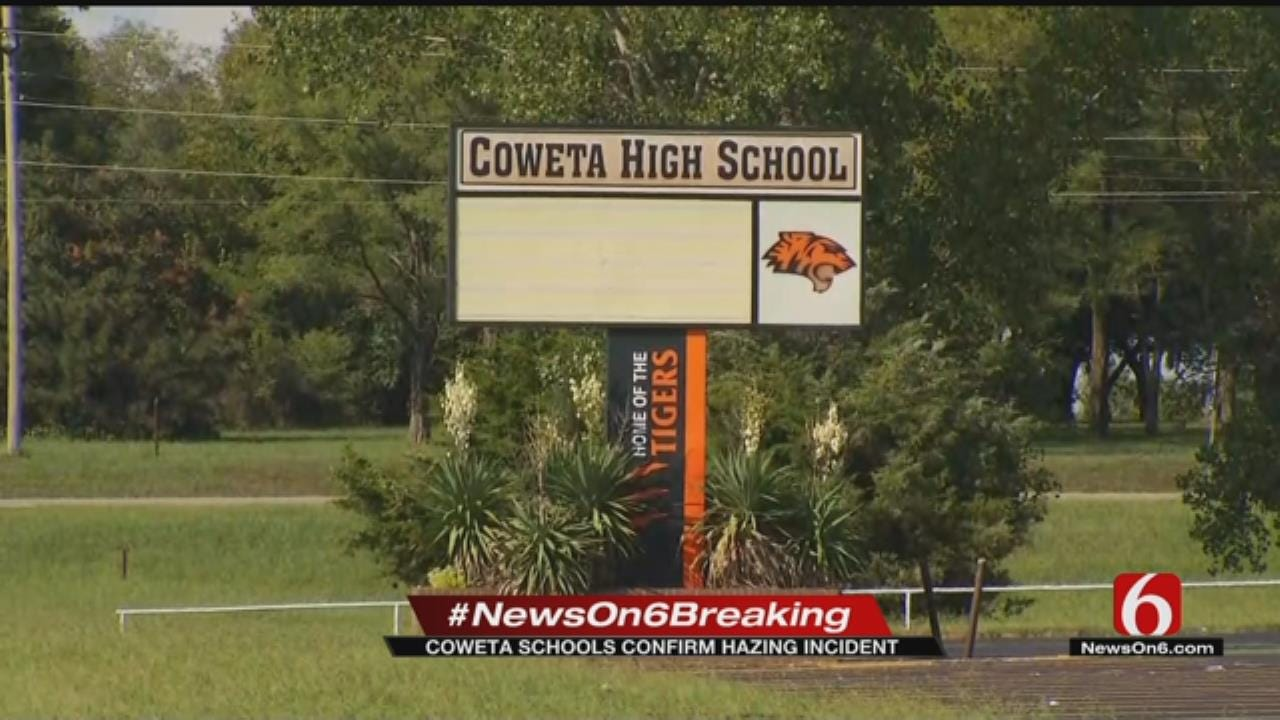 Coweta Public Schools Investigating Report Of Hazing