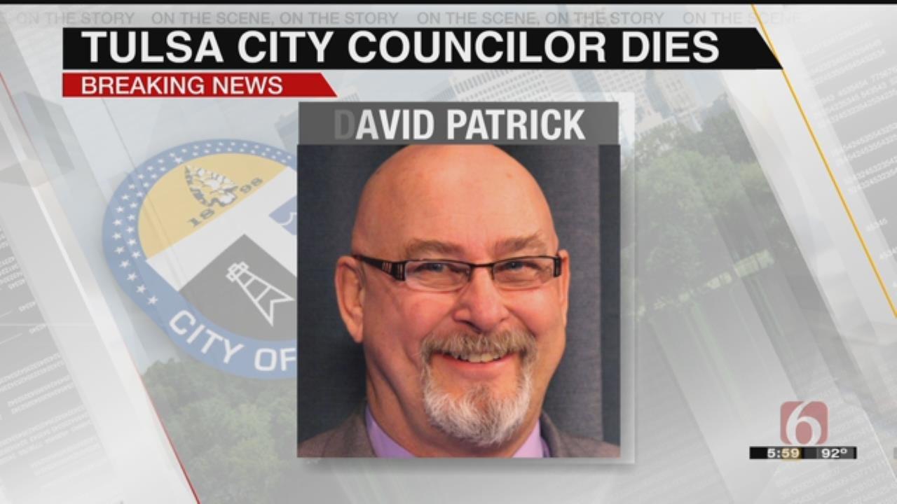 Longtime Tulsa City Counselor Passes Away