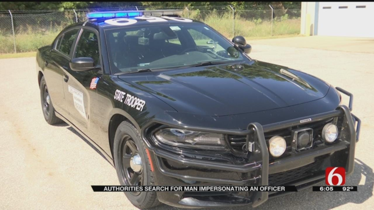 OHP On The Lookout For Possible Police Impersonator