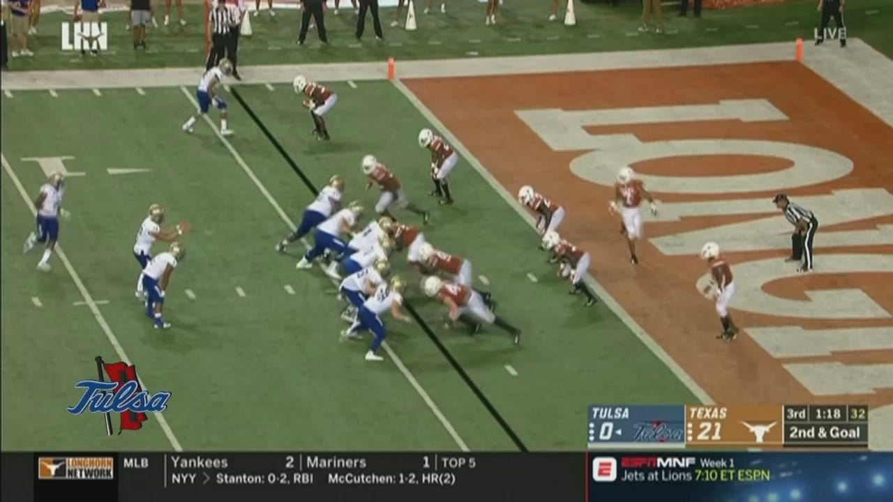 TU Preparing For Arkansas State After Close Game Against Texas