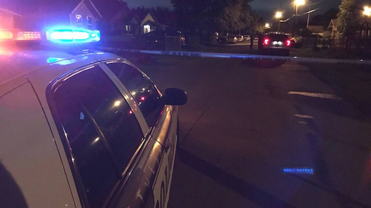 Teen In Critical Condition After Tulsa Shooting, Police Say