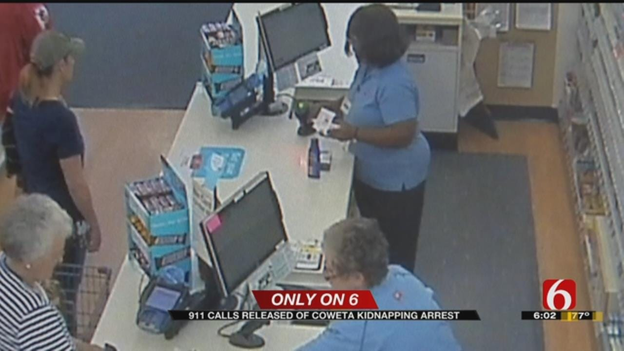 Coweta Dispatcher Shares Her Side Of Dramatic Kidnapping Arrest