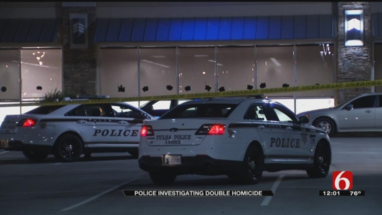 Two Brothers Killed In Tulsa Responding To Employee's Call For Help