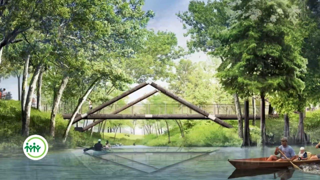 Acclaimed Architect Designs Tulsa Gathering Place