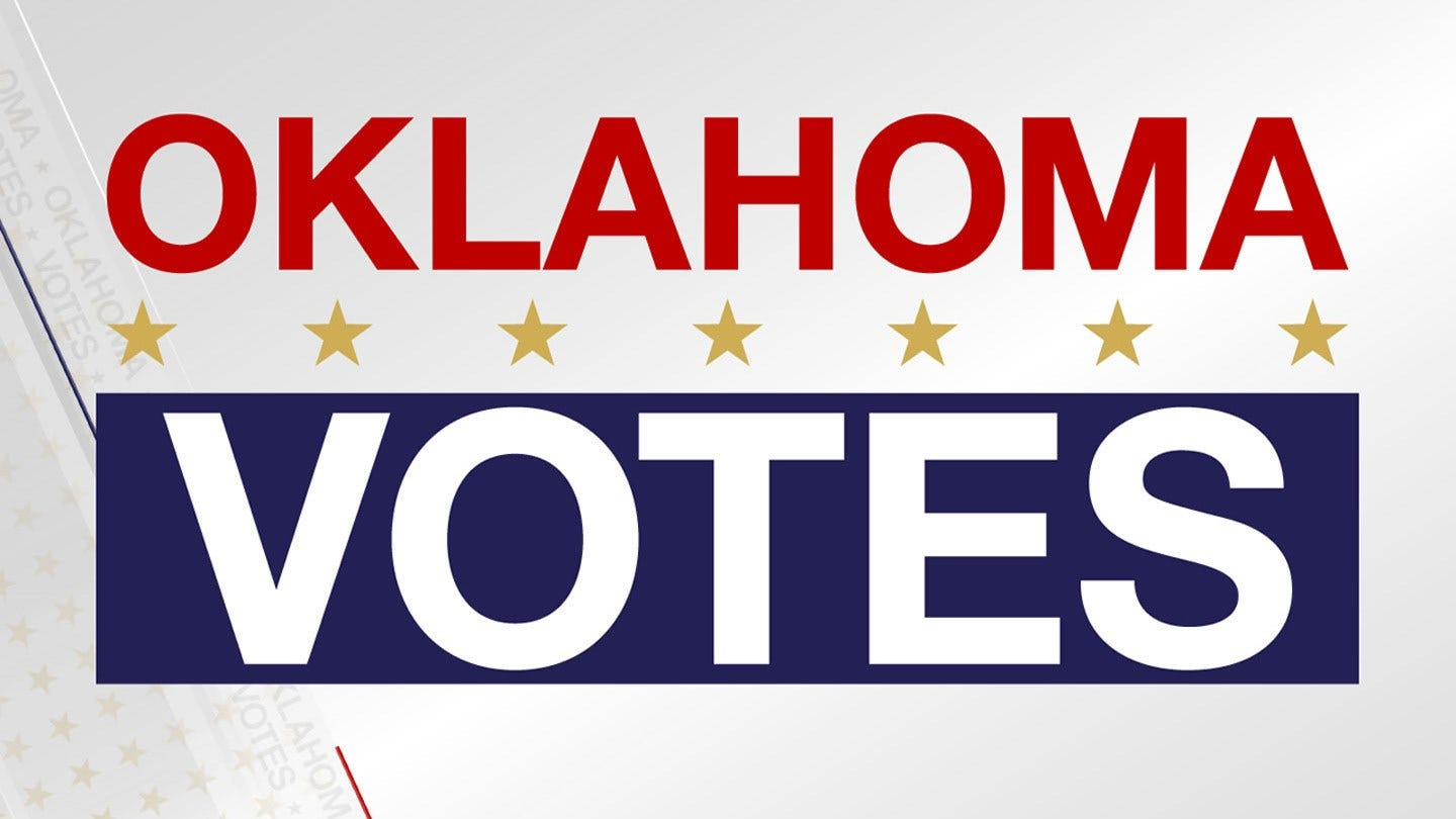 Counties Complete Count Of Votes In Oklahoma Primary Runoff