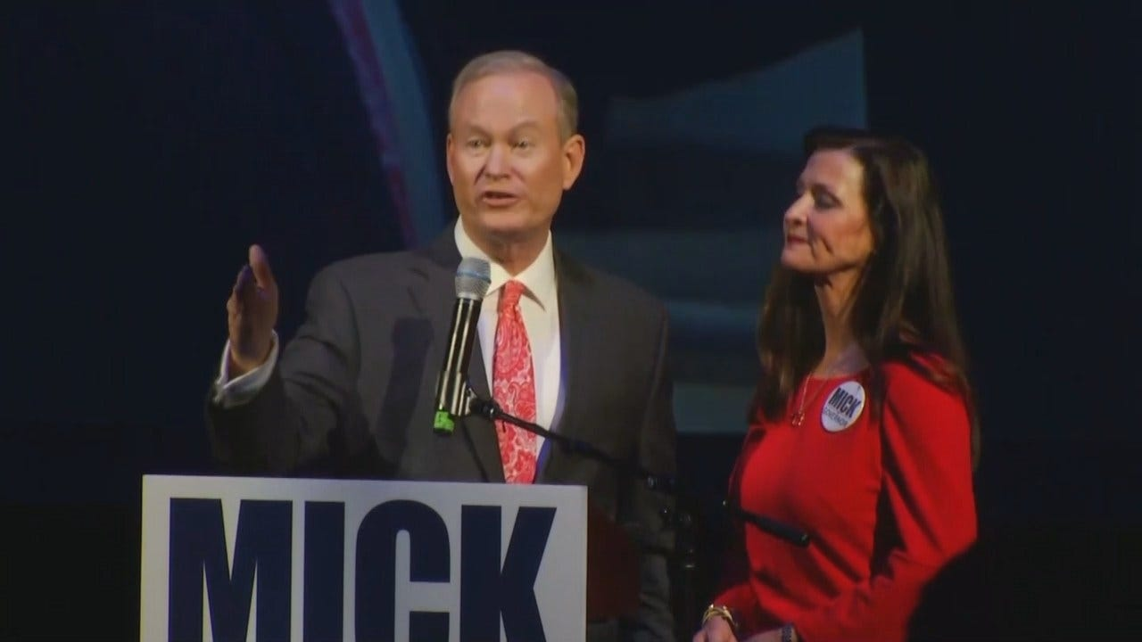 Mick Cornett Concession Speech