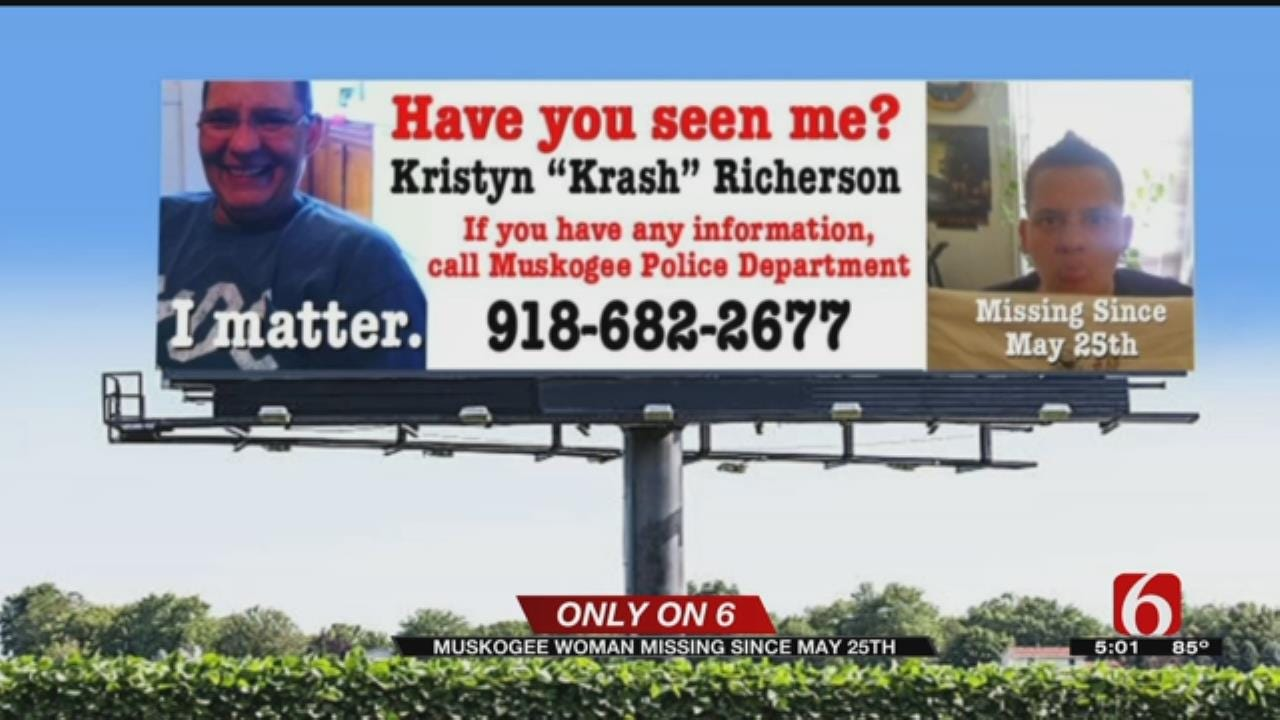 Family And Friends Of Missing Muskogee Woman Looking For Answers