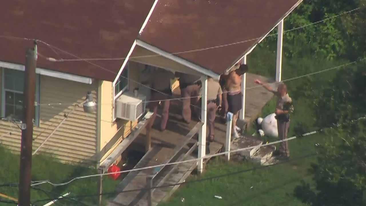 Reagan Ledbetter: Three People In Custody Following Chase With Tulsa County Deputies