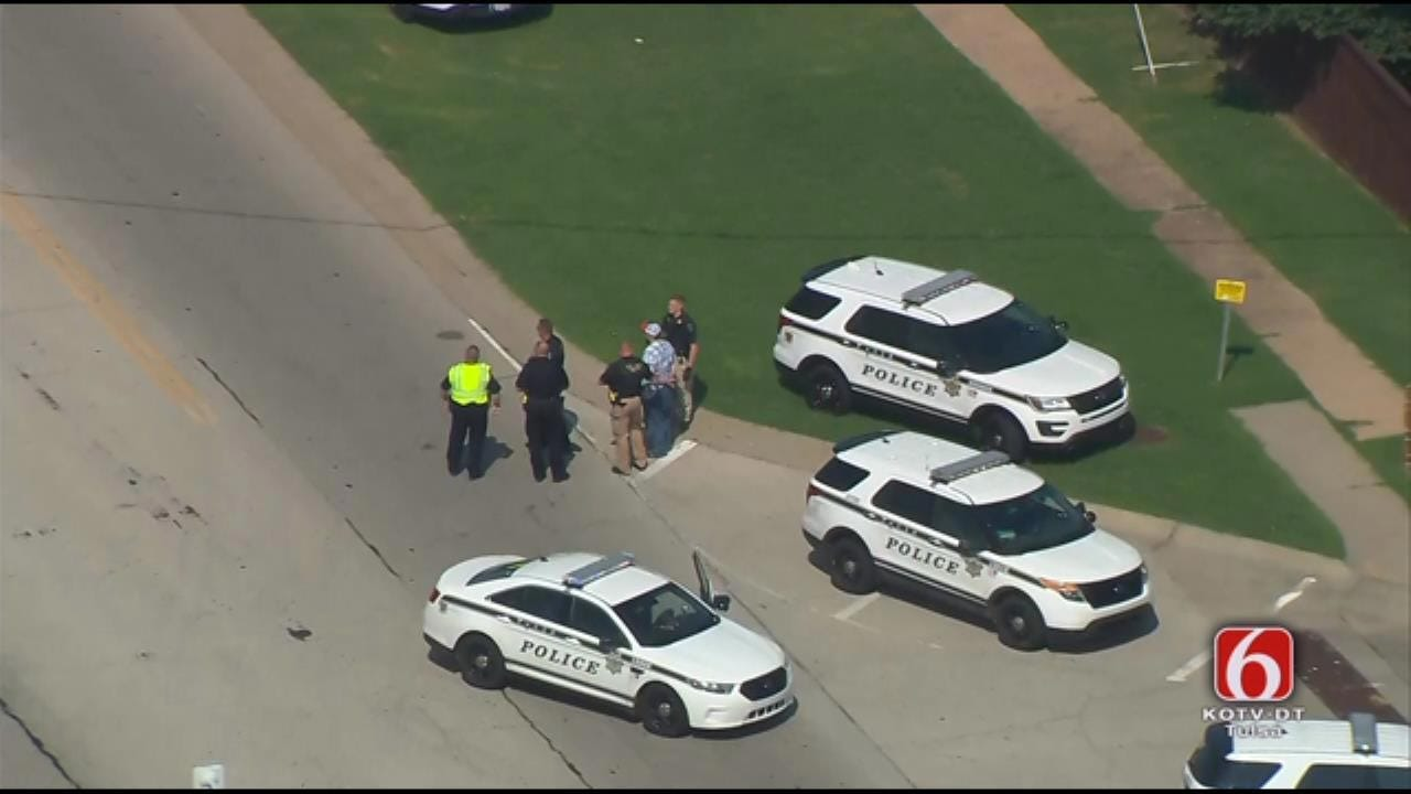 WEB EXTRA: Osage SkyNews 6 HD Over Police Chase