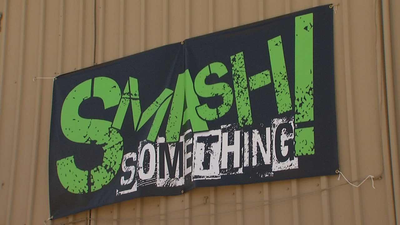 Tulsa Business Encourages You To Smash Their Stuff