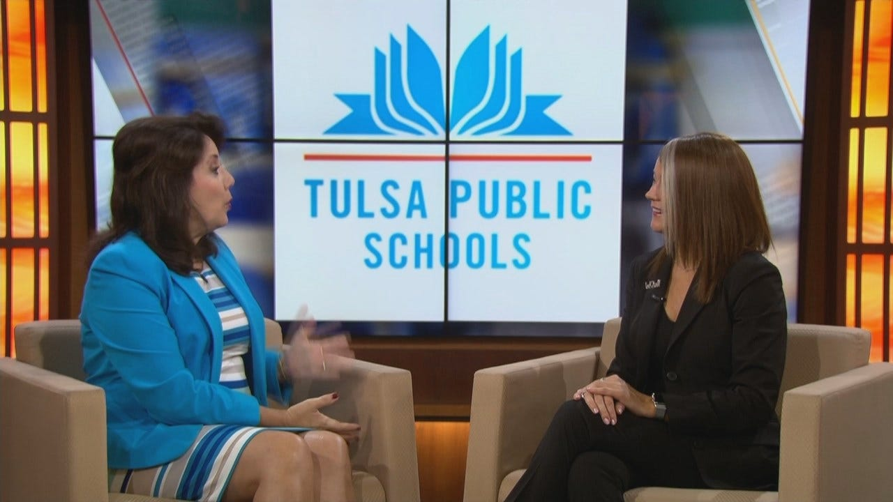 TPS Superintendent Dr. Deborah Gist's 'Back To School' Interview