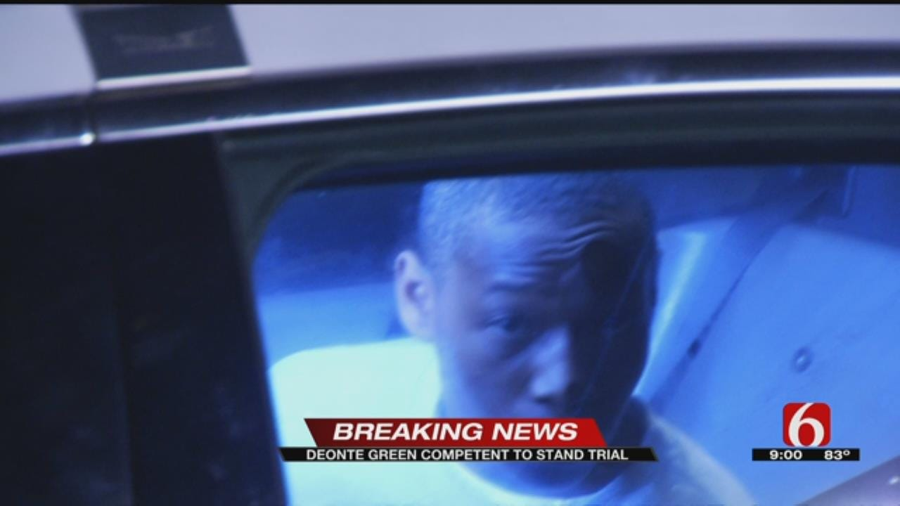 Tulsa Teen Found Competent To Stand Trial In Death Of Teacher