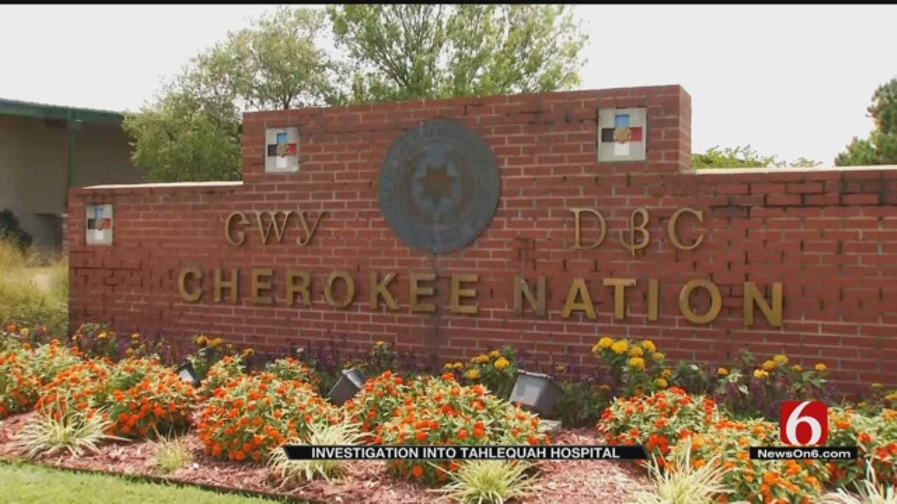 HHS Demands Changes At Cherokee Nation Hospital