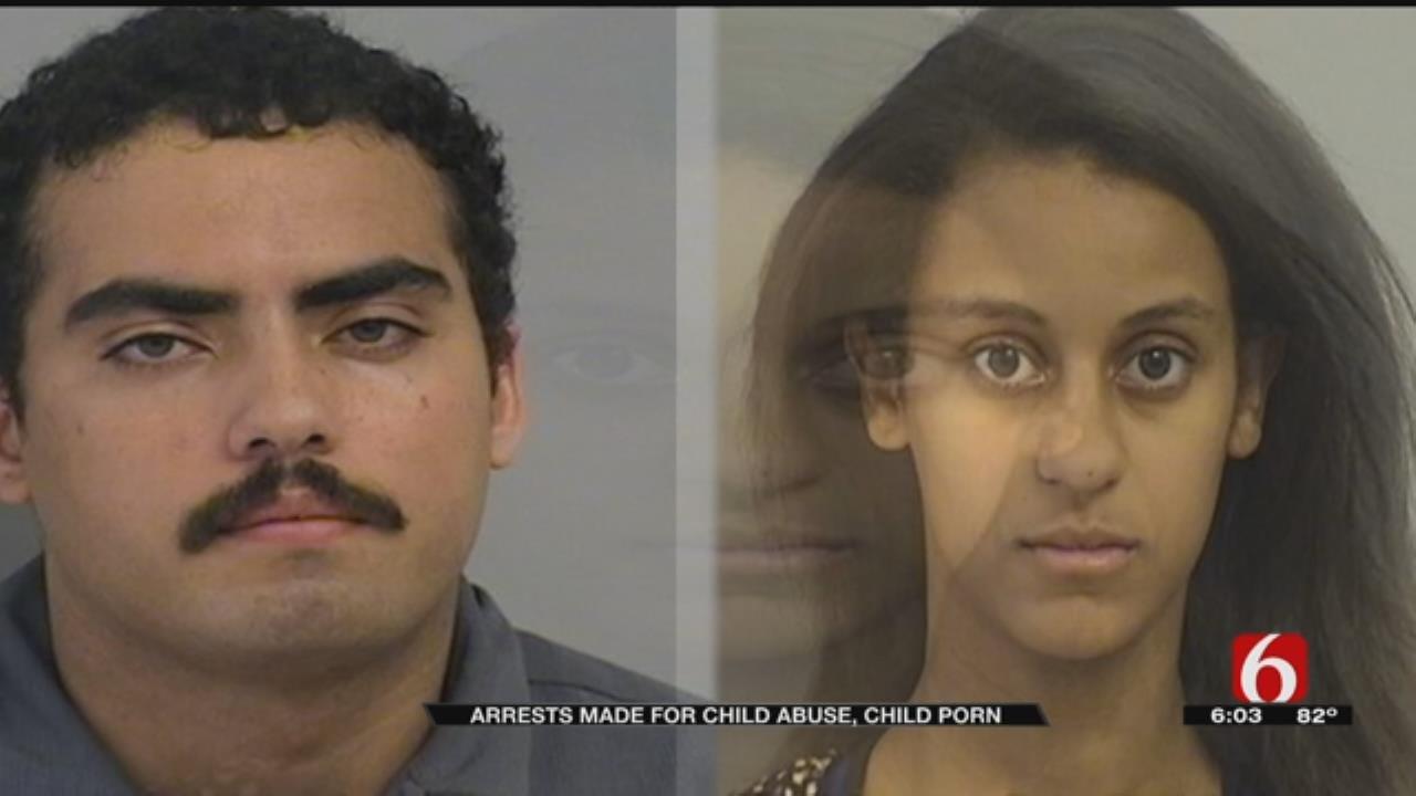 3-Month-Old Found With Broken Bones; Tulsa Parents In Custody