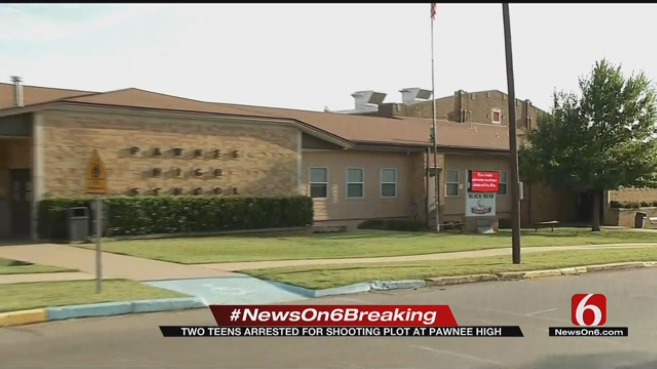 Two Pawnee Students In Custody For Planned School Shooting