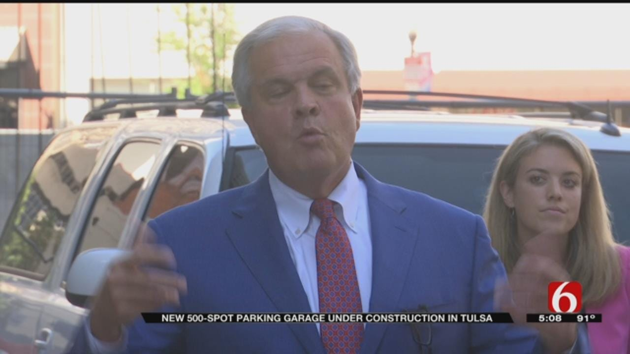 New Tulsa Parking Garage To Be Built By Price Family Properties