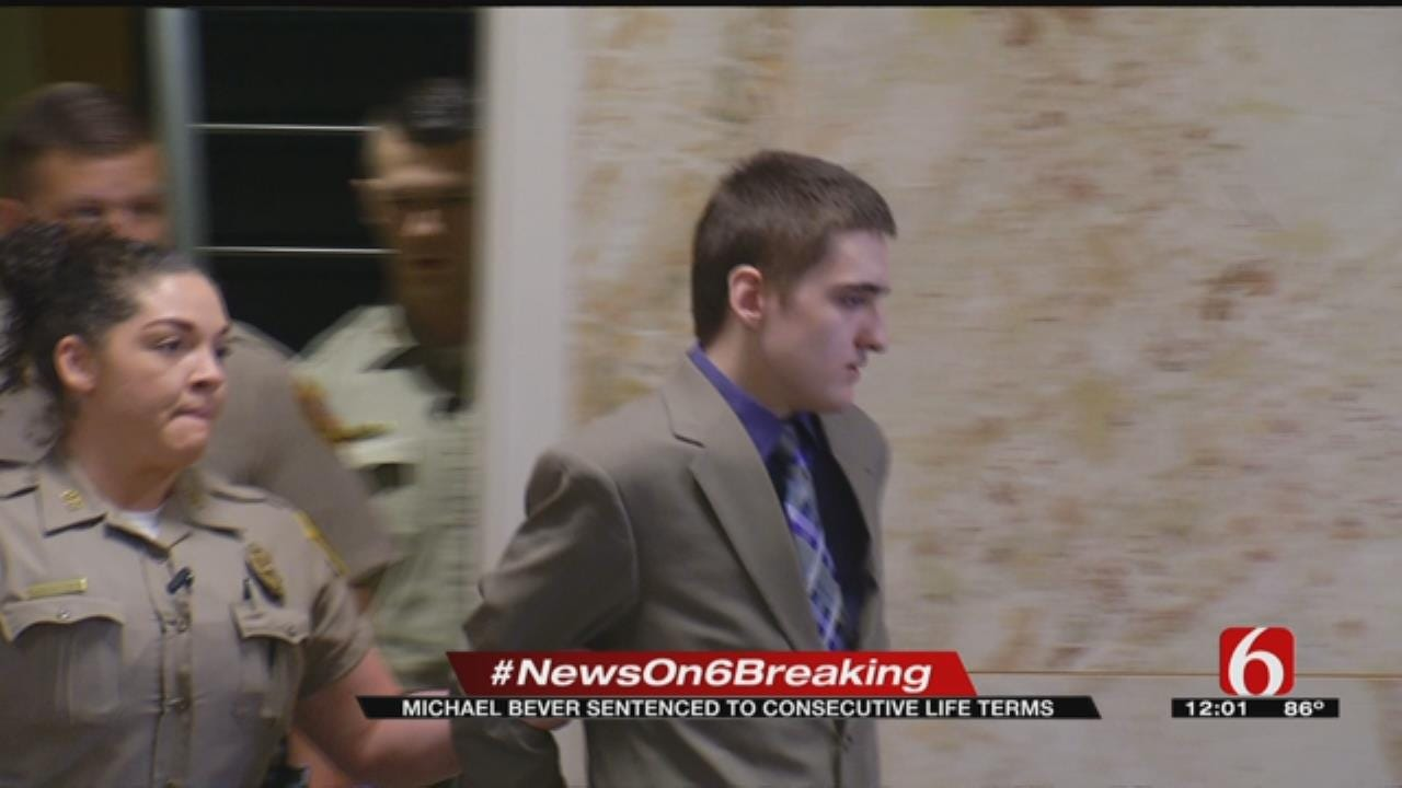 Judge Rules Michael Bever Will Serve 5 Life Sentences Consecutively