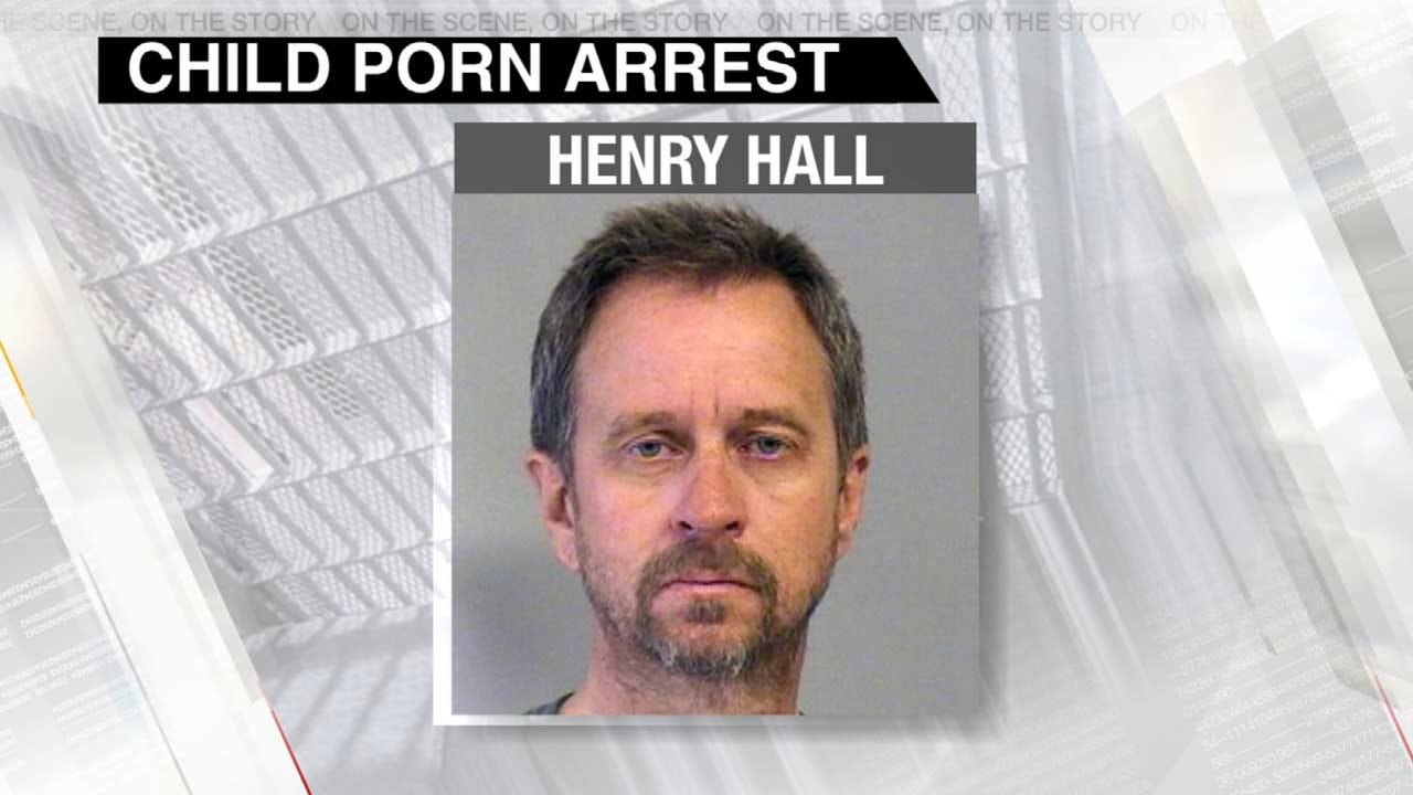 OK Man Accused Of Having More Than 100 Images Of Child Porn Arrested