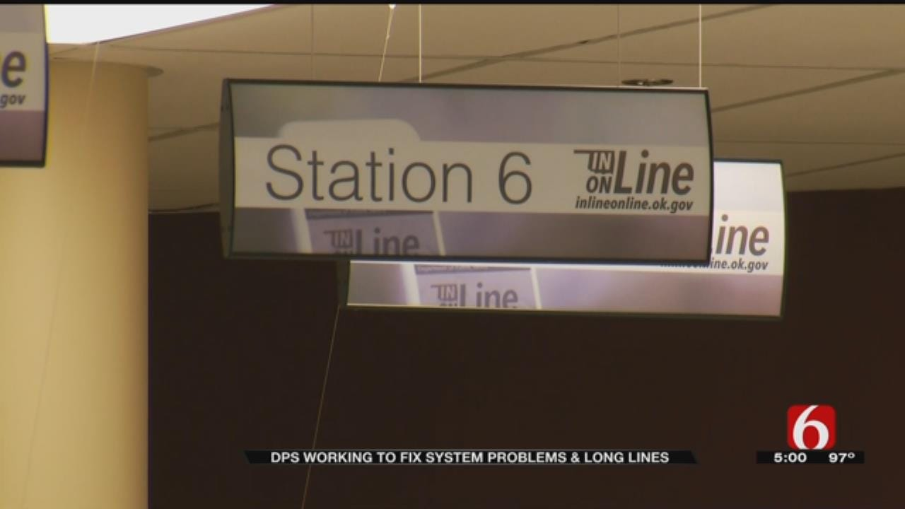 DPS Still Working To Fix Statewide System Issues