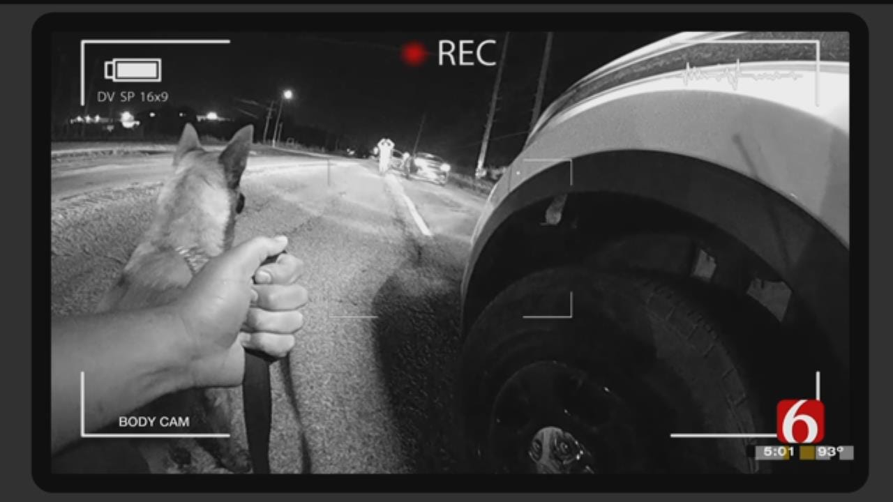 Body Cam Video Released From High Speed Chase