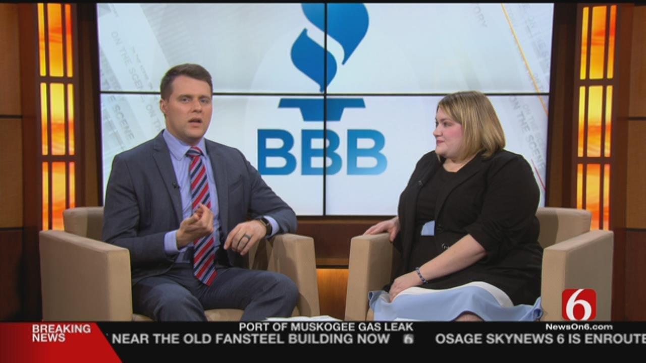 Tips For Avoiding Charity Scams From Tulsa Better Business Bureau