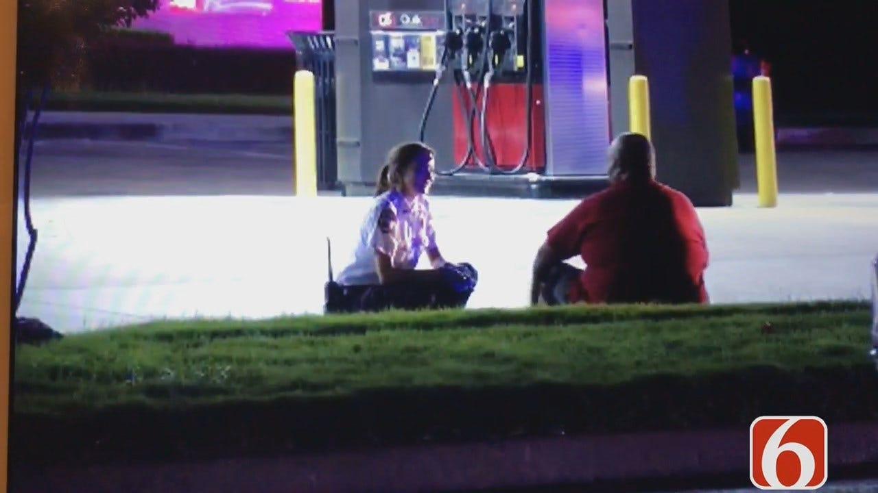 Dave Davis: 3 Juveniles In Custody After Tulsa Police Chase