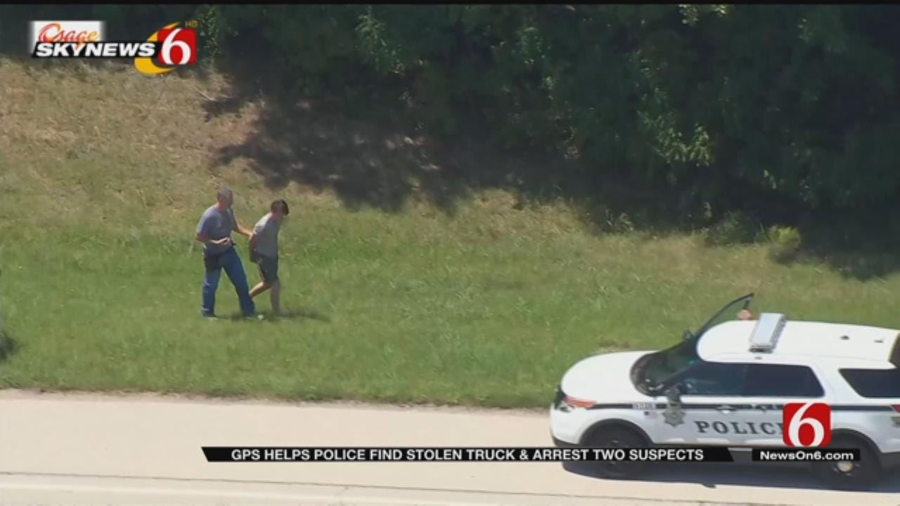 GPS Tracker Leads To Tulsa Arrests