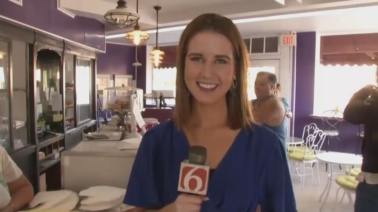 News On 6's Julia Benbrook Visits Ann's Bakery On Its Last Day