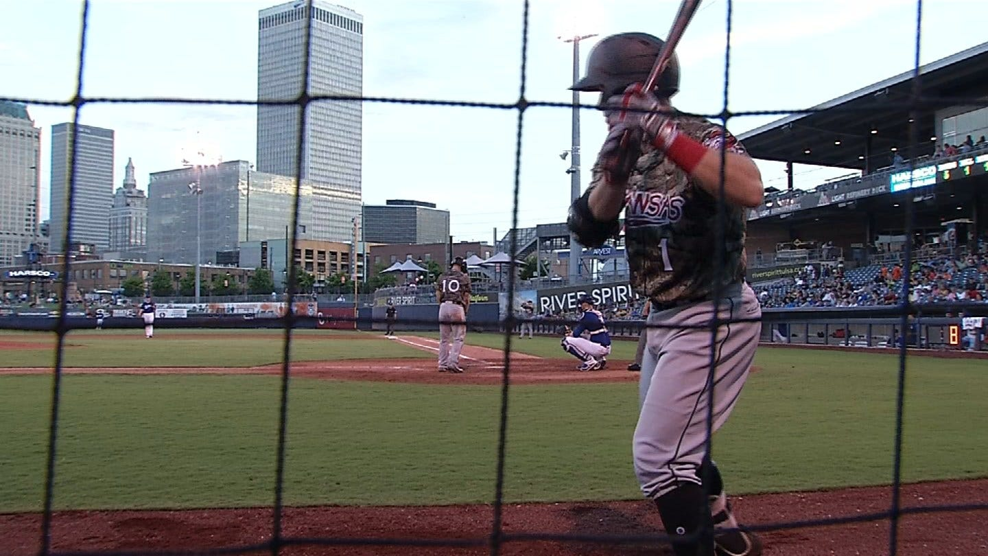 Former Cowboy Close To Home In The Minors