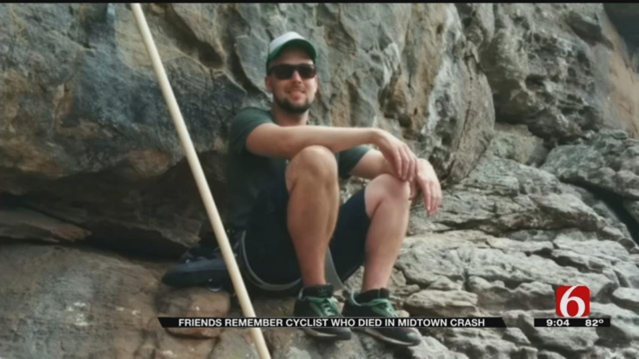 Friends Remember Cyclist Killed In Tulsa Truck Accident