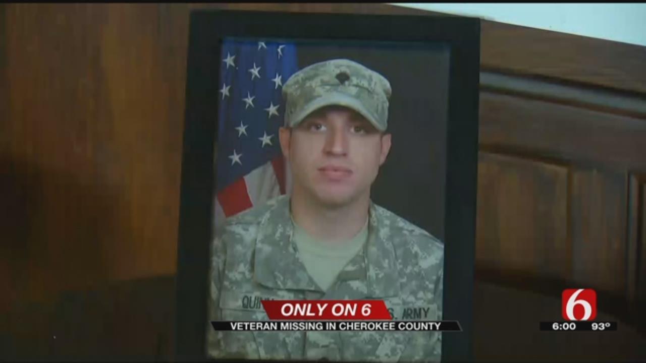 Cherokee County Man Missing For 2 Weeks