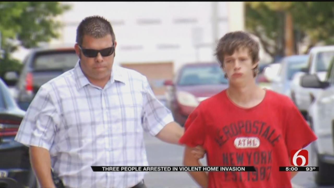 Adult, 2 Juveniles, Arrested For Violent Creek County Home Invasion