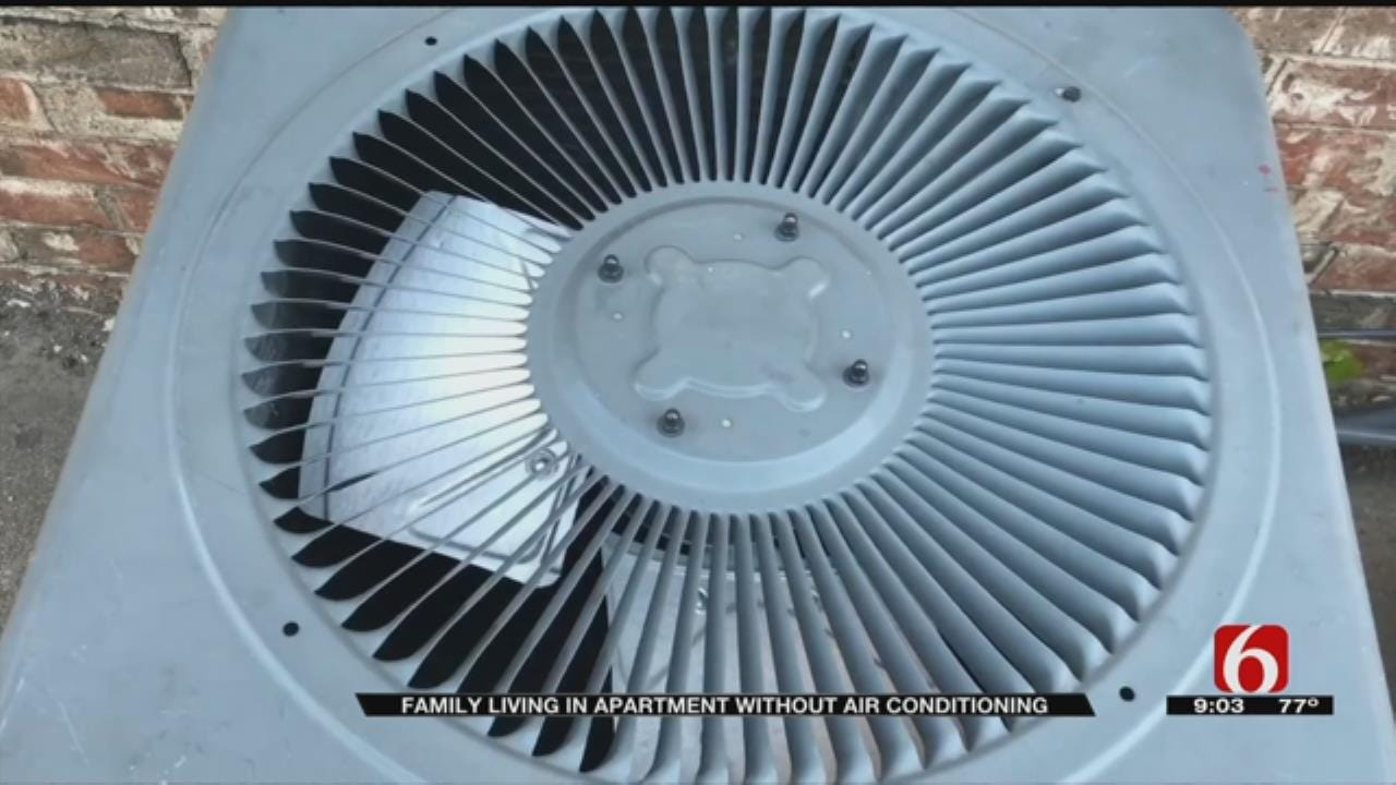 Update: Residents Told To Vacate Apartment After No A/C Story Airs