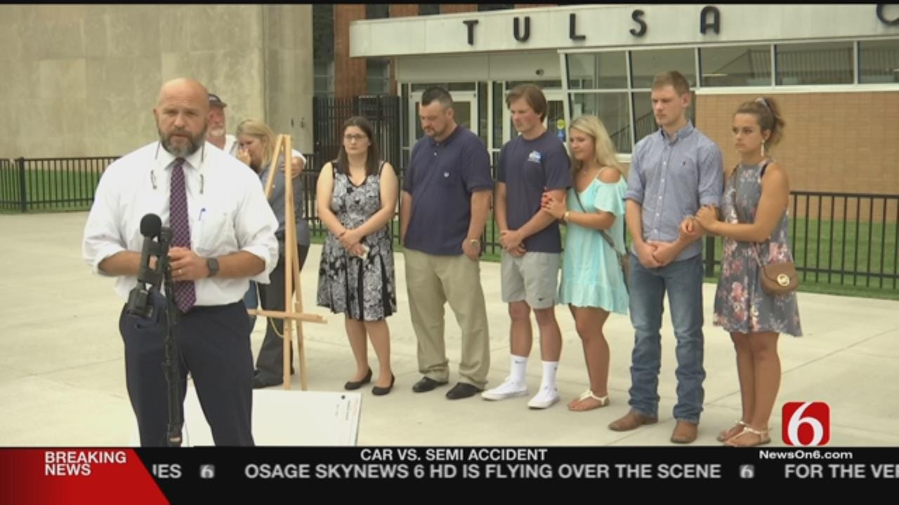 Family Of Bixby Teen: Police Murdered Our Son