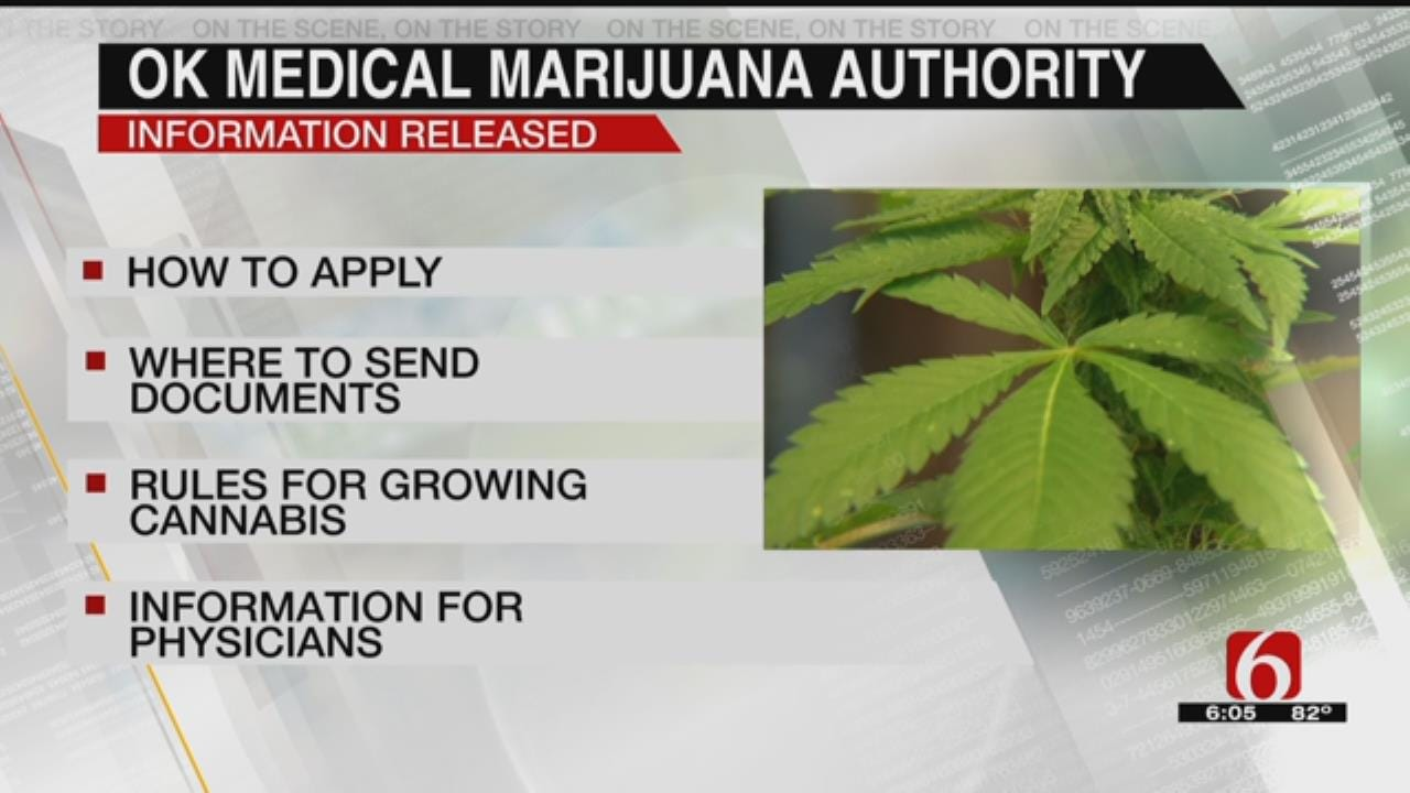 Guide To Applying For Oklahoma Medical Marijuana License Online Now
