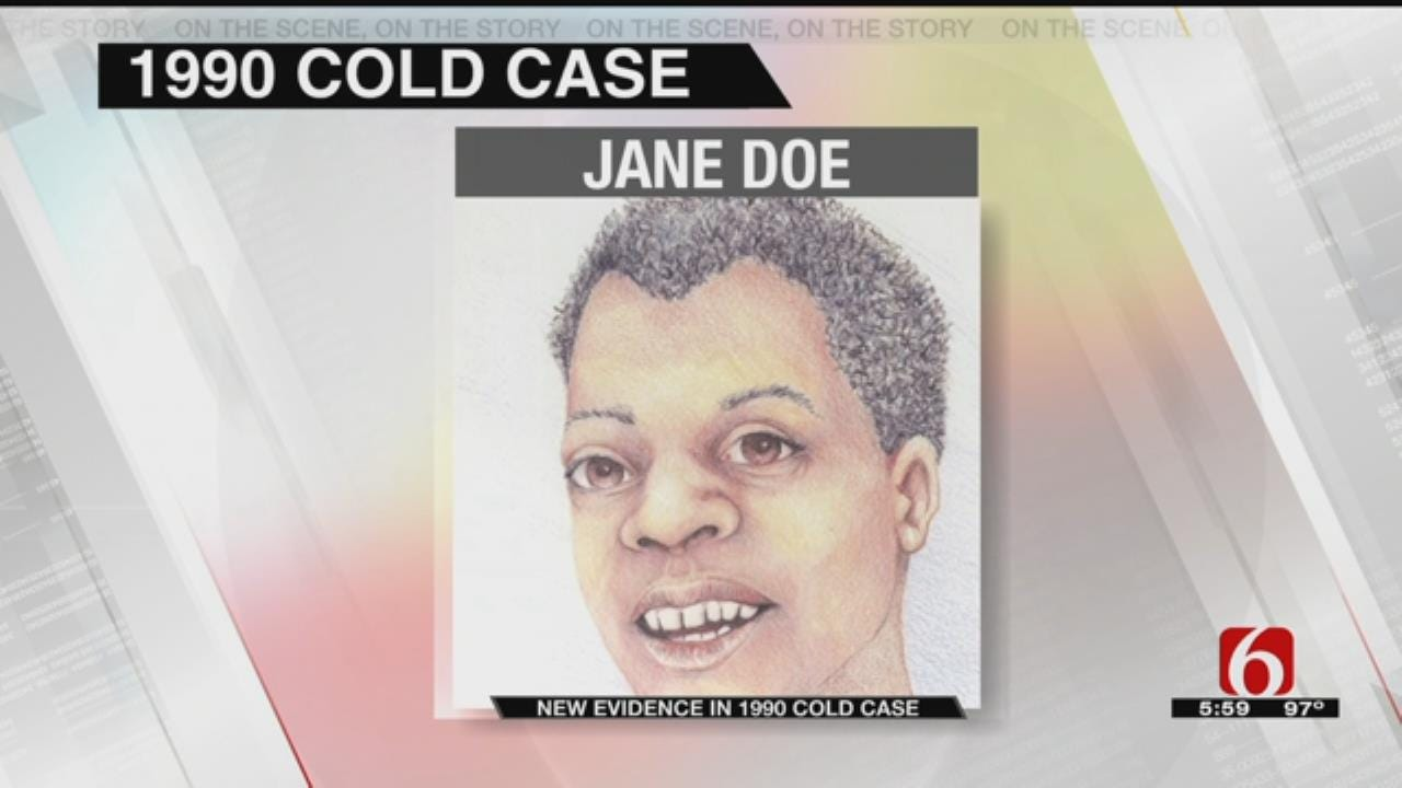 New Evidence In 28-Year-Old LeFlore County Cold Case