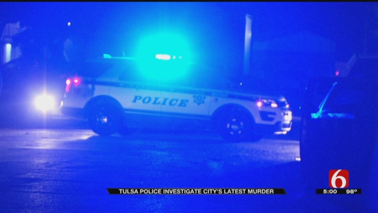 Owasso Man Killed At Tulsa Apartments, Police Searching For Shooter