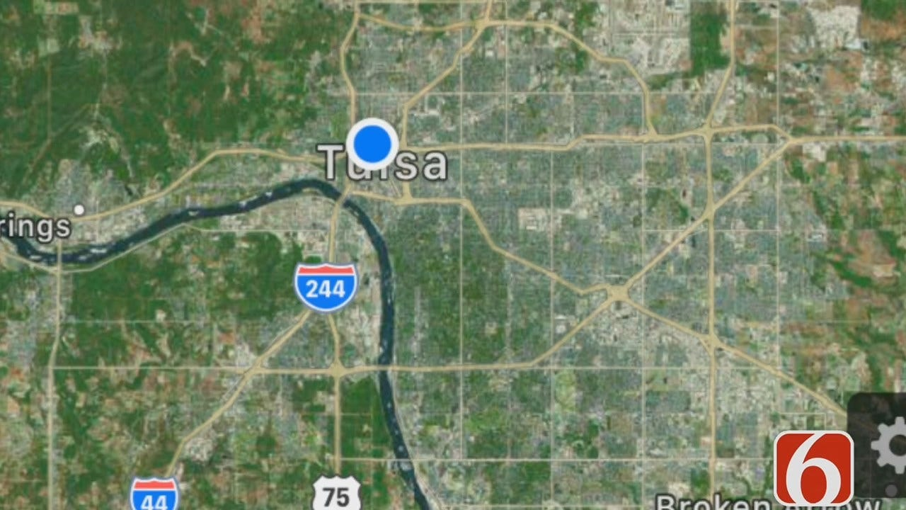 Dave Davis: Elderly Tulsa Woman Wakes To Home Invasion