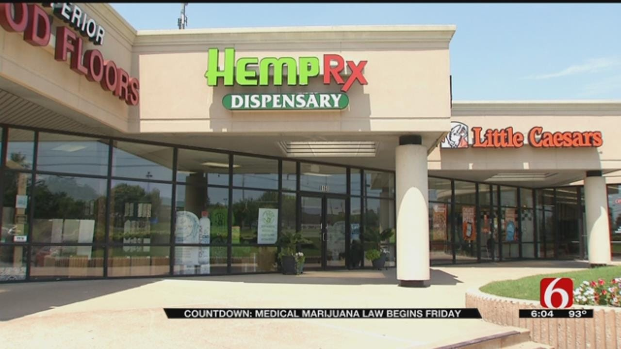 Potential Dispensaries In Limbo As Medical Marijuana Details Still In Works